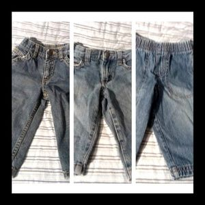Jeans size 12 months 3 pack